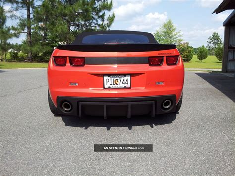 2011 chevrolet camaro 2ss specs 2011 2ss rs supercharged lingenfelter convertible camaro