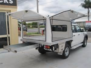 Tray Back Canopy by Ute Tray Canopy Images