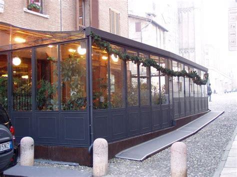 veranda in ferro veranda in ferro veranda in ferro per ristorante cagis