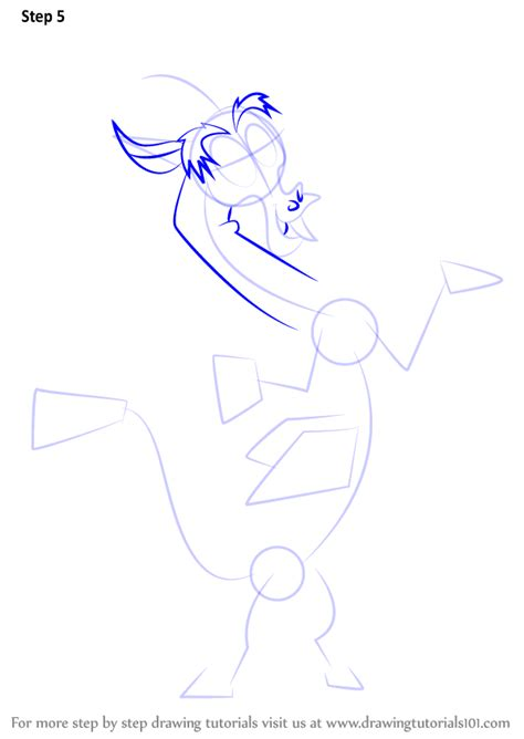 discord tutorial learn how to draw discord from my little pony friendship
