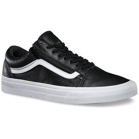 vans skool zip leather shoes s evo