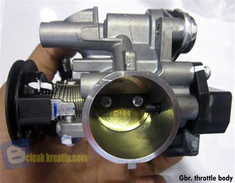 Throttle Injektor Soul Gt Karburator Injeksi motor injeksi kok ada karburatornya cicakkreatip
