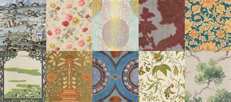 wallpaper design history thankfully someone is preserving a history of wallpaper
