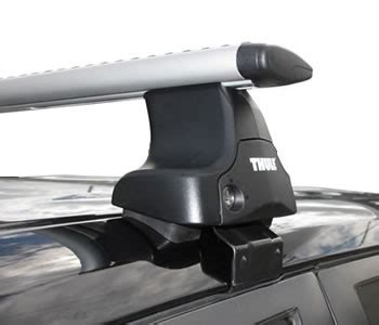 Thule Roof Racks Sydney by Thule 754 Wingbar Roof Racks Sydney