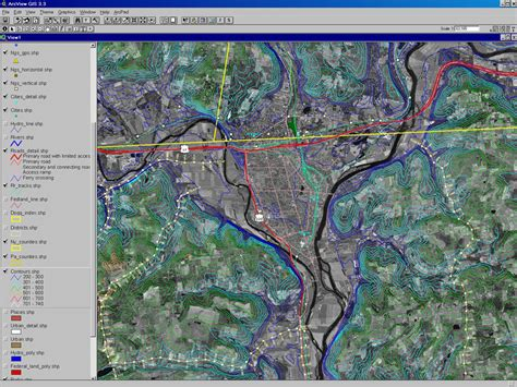 imagery and gis best practices for extracting information from imagery books appalachian gis mapping satellite imaging corp