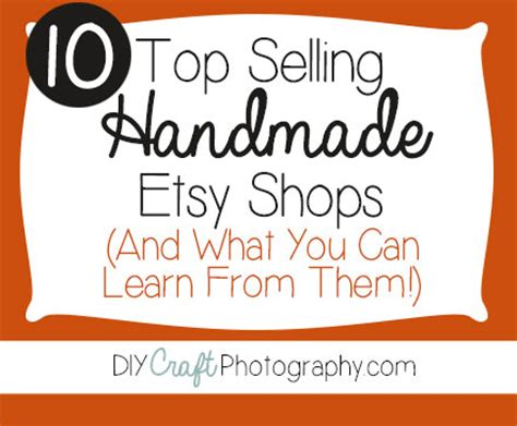 top selling crafts on etsy pictures to pin on