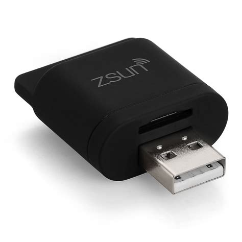 Zsun Wifi Card Reader Microsd For Tablet Pc Iphone Promo zsun wifi card reader usb 2 0 microsd for tablet pc