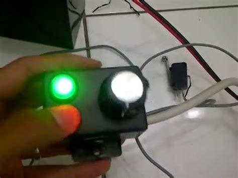 Sirine Alarm Klakson By Wiautoshop sirine custom 200 watt with mth a02 handlebar cont doovi