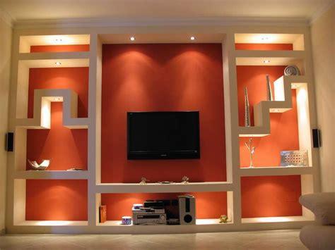 pareti illuminate idee pareti soggiorno in cartongesso foto 10 27 design mag