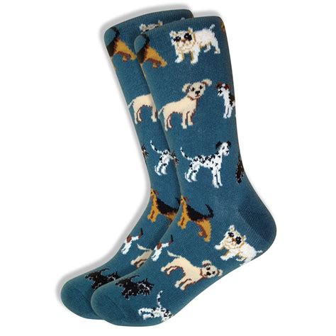 socks with dogs on them westminster show socks for blue