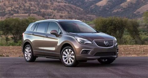2020 Buick Crossover by 2020 Buick Envision Specs Price Release Date Features