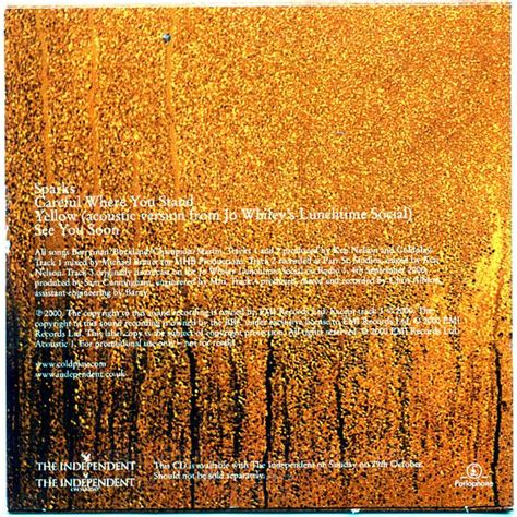 download mp3 yellow coldplay acoustic acoustic promo cd coldplay mp3 buy full tracklist