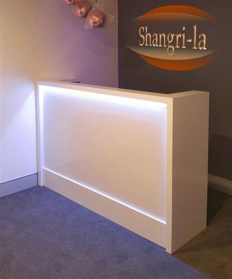 compact reception desk shangri la compact reception desk reception counters