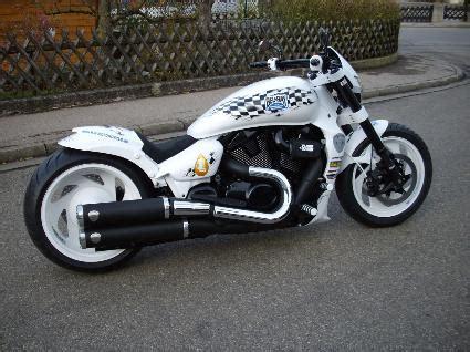 Motorrad Mieten Oranienburg by Umgebautes Motorrad Suzuki Vzr 1800 Motorrad Technik