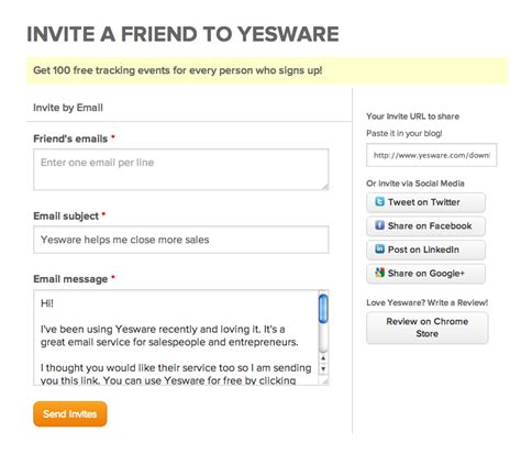 refer a friend email template the 51 best referral program exles of 2016 referral