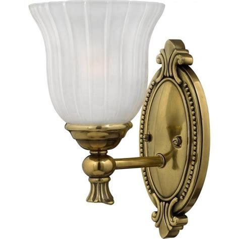 period bathroom lighting ip44 traditional bathroom wall light burnished brass