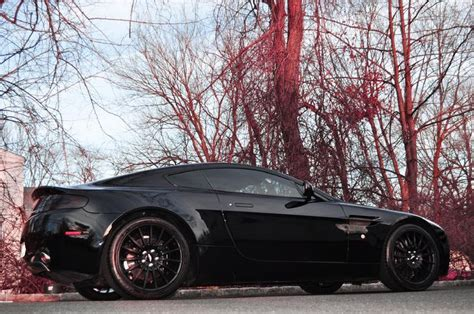 aston martin blacked out exotic wheel and tire