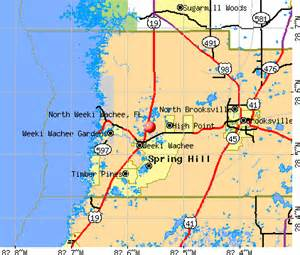 weeki wachee florida fl 34614 profile population