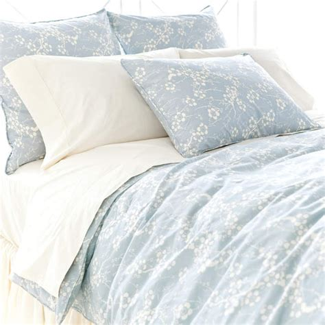 Summer Quilt Covers by Batik Blossom Summer Duvet Cover By Pine Cone Hill