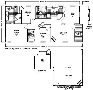 sunset ridge skyline floorplans