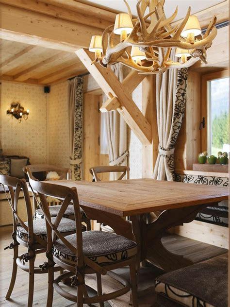 illuminazione per di montagna casa di montagna dagli incredibili dettagli ideare casa