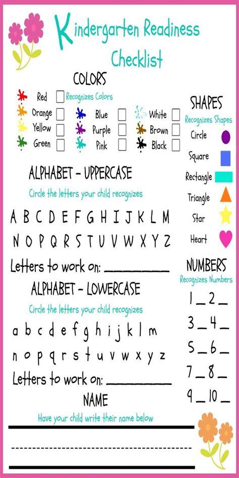 the 25 best kindergarten readiness ideas on