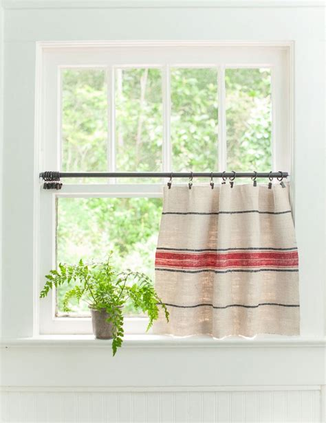Cafe Curtains Ikea 25 Best Ideas About Curtain On Pinterest Farmhouse Folding Beds Drop Cloths And