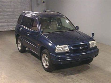 Suzuki Escudo 1998 1998 Suzuki Escudo Pictures 2000cc Gasoline Automatic