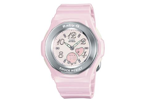 Casio Ga 100 Bga 100 watchband casio baby g bga 100 4b1er free shipping in nl