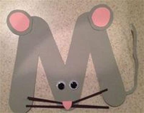 l craft project letter m crafts preschool and kindergarten
