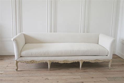 Country Sofas For Sale by Antique Painted Country Louis Xv Style Sofa Settee