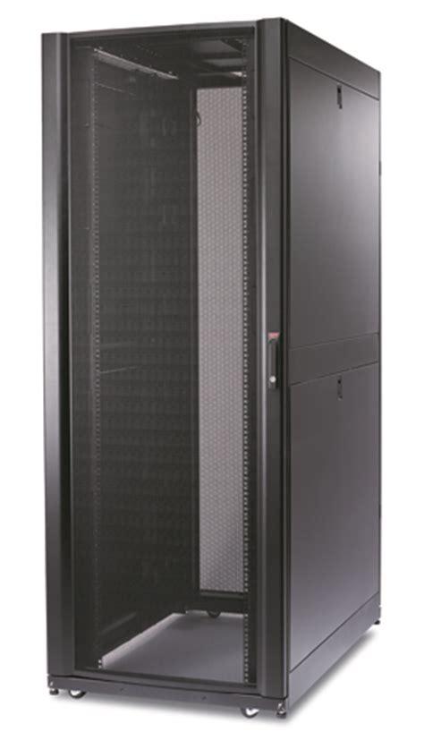 apc netshelter sx 42u 750mm wide x 1200mm enclosure