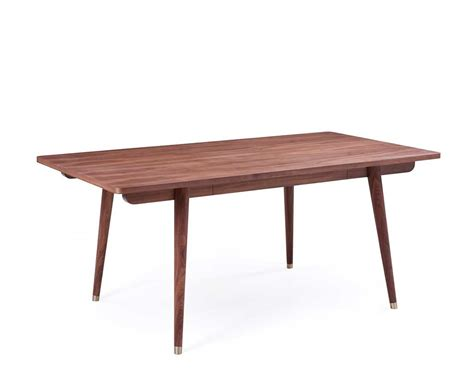 walnut dining walnut dining table vg163 modern dining