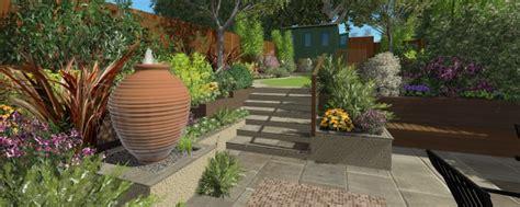 garden design   mediterranean style garden