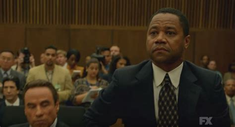 Drama Unfolds At Oj Hearing by American Crime Story The V O J 104 100