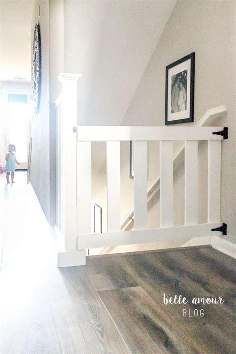 unique diy baby gate ideas  pinterest diy gate