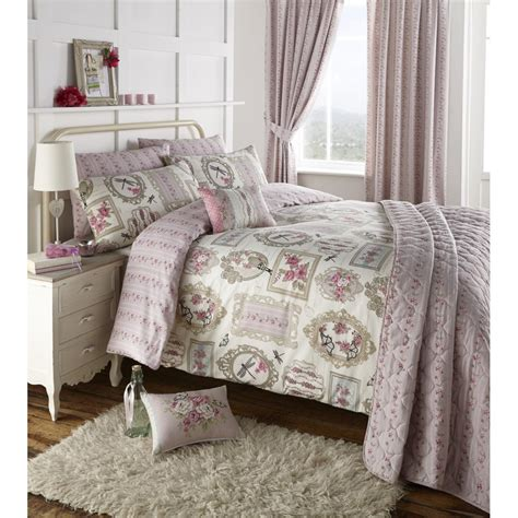Pretty Bed Covers Dreams N Drapes Pretty As A Picture Vintage Duvet Set