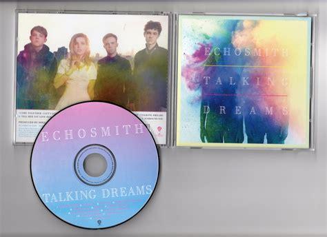 Cd Echosmith Talking Dreams echosmith talking dreams deluxe version 2013 part1