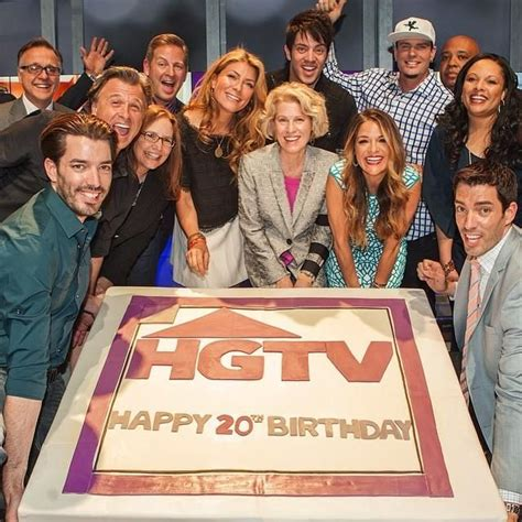 property brothers on hgtv i love pinterest love this group happy 20th birthday hgtv events