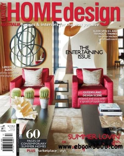 luxury home design books luxury home design magazine issue 6 free ebooks