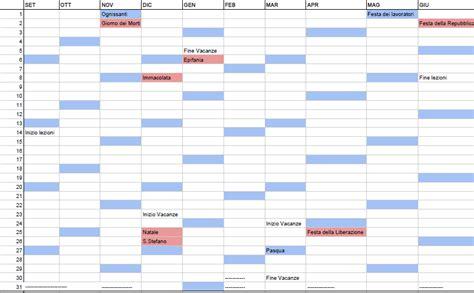 Calendario Scolastico 2016 Vacanze Di Pasqua 2015 16 Calendari