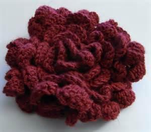 saraccino crochet flowers