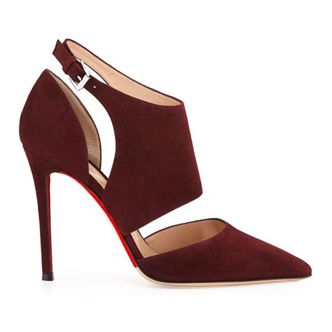 Burgundy Wedding Shoes by High Heel Wedding Shoes With Burgundy Shoes High