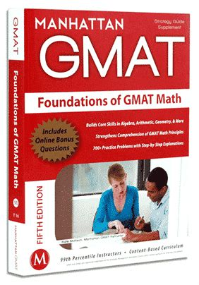 Certified Mba Prep Guide by Manhattan Gmat Prep Guide