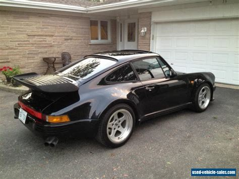 Porsche 930 For Sale Canada 1987 porsche 930 for sale in canada