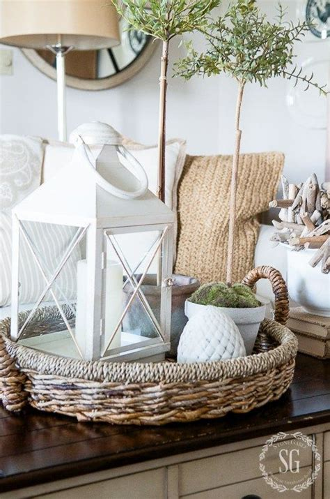 home decor baskets 26 cool ways to use baskets at home decor shelterness