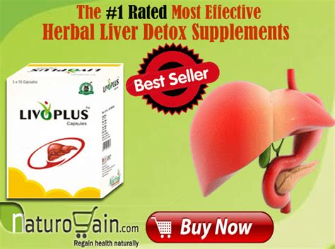 Detox Supplements Side Effects by Herbal Treatment To Detoxify Liver Without Any Side