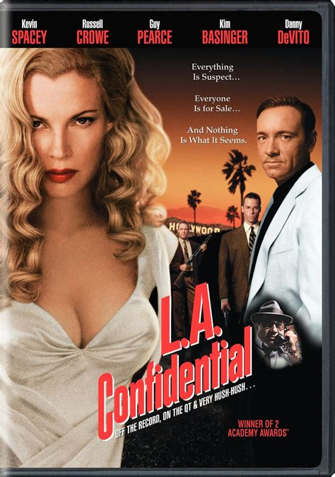L Covers by L A Confidential Dvd Release Date