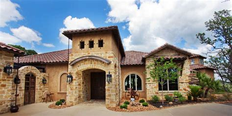 Mediterranean Home Style Home Builder Gallery Contemporary Homes Craftman Ranch Home
