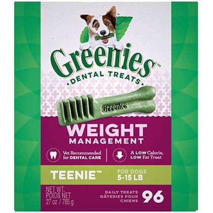 weight management greenies greenies weight management dental chews for dogs 1800petmeds